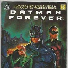 Fumetti: ZINCO. BATMAN FOREVER.. Lote 266692063