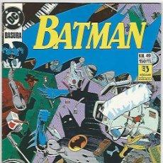 Comics: ZINCO. BATMAN. 49.. Lote 266695558
