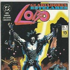 Comics : ZINCO. LOBO. GLADIADORES ESTELARES. 4. Lote 266696368