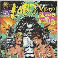 Cómics: ZINCO. LOBO. NENAS A MOGOLLON. ESPECIAL VERANO.. Lote 266696393