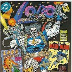 Comics : ZINCO. LOBO. ESPECIAL SALÓN DEL CÓMIC.. Lote 266696398