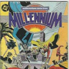 Cómics: ZINCO. MILLENNIUM. 3. MES TRES.. Lote 266696403