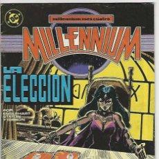 Cómics: ZINCO. MILLENNIUM. 4. MES CUATRO.. Lote 266696428