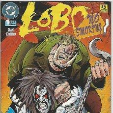 Cómics: ZINCO. LOBO. NO SMOKING.. Lote 266696438