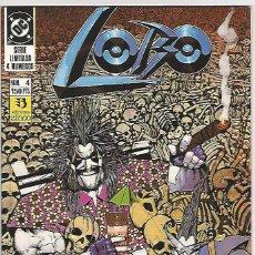 Cómics: ZINCO. LOBO. SERIE LIMITADA DE 4. 04.. Lote 266696458