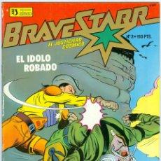 Cómics: ZINCO. BRAVE STARR. 3. Lote 266698168