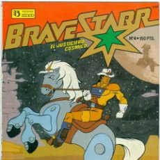 Cómics: ZINCO. BRAVE STARR. 4. Lote 266698208