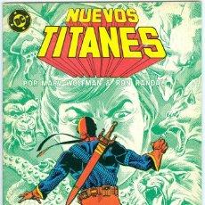 Cómics: ZINCO. NUEVOS TITANES. 45.. Lote 266701938