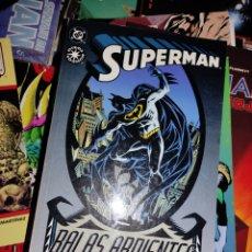 Cómics: SUPERMAN BALAS ARDIENTES EDICIONES ZINCO. Lote 266709763