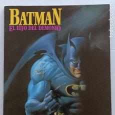 Comics: BATMAN EL HIJO DEL DEMONIO EDICIONES ZINCO. Lote 266887954
