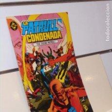 Comics : LA PATRULLA CONDENADA Nº 1 DC - ZINCO. Lote 266942229