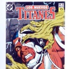 Cómics: LOS NUEVOS TITANES 21. LA GRAN PLAGA (MARV WOLFMAN / TOM GRUMMETT) ZINCO, 1991. OFRT. Lote 267149424