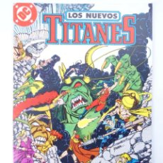 Comics : LOS NUEVOS TITANES 8. CONTRA DIOSES Y GIGANTES (WOLFMAN / GARCÍA LÓPEZ) ZINCO, 1990. OFRT. Lote 267149449