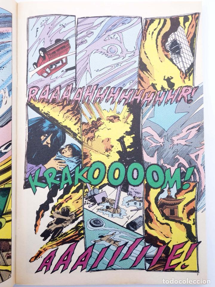 Cómics: DC PREMIERE RETAPADO NºS 10 17 18. FIRESTORM / DETECTIVE MARCIANO (Dematteis) Zinco, 1990. OFRT - Foto 7 - 267158899