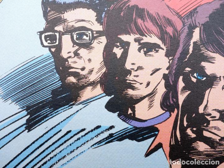 Cómics: DC PREMIERE RETAPADO NºS 10 17 18. FIRESTORM / DETECTIVE MARCIANO (Dematteis) Zinco, 1990. OFRT - Foto 8 - 267158899
