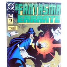 Cómics: DC PREMIERE RETAPADO NºS 7 8 9. EL FANTASMA ERRANTE (MIGNOLA / CRAIG RUSSELL) ZINCO, 1990. OFRT. Lote 267158929