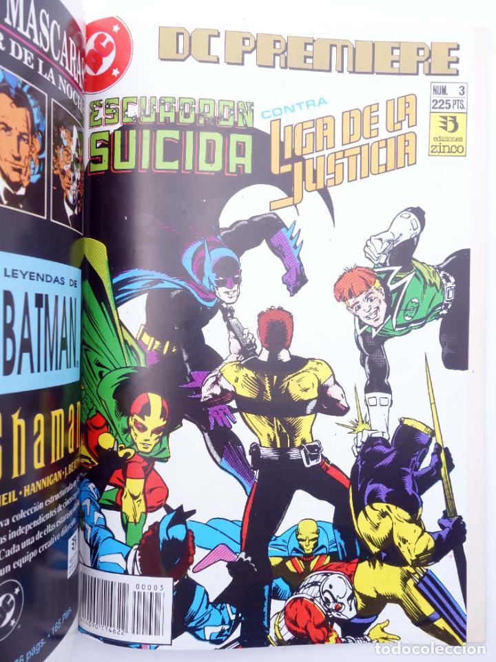 Cómics: DC PREMIERE RETAPADO NºS 1 2 3. HAWK & DOVE (Kesel / Guller / Hanna) Zinco, 1990. OFRT - Foto 4 - 267158969