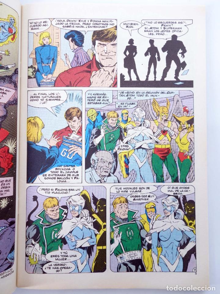 Cómics: DC PREMIERE RETAPADO NºS 1 2 3. HAWK & DOVE (Kesel / Guller / Hanna) Zinco, 1990. OFRT - Foto 6 - 267158969