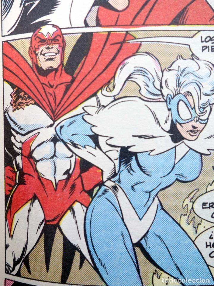 Cómics: DC PREMIERE RETAPADO NºS 1 2 3. HAWK & DOVE (Kesel / Guller / Hanna) Zinco, 1990. OFRT - Foto 7 - 267158969