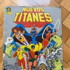 Cómics: NUEVOS TITANES Nº 1 - BUEN ESTADO. Lote 267464694