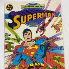 Cómics: SUPERMAN. Nº 34.- MILLENIUM MES DOS. EDICIONES ZINCO / DC. Lote 267540209
