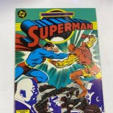 Cómics: SUPERMAN. Nº 37.- MILLENIUM MES TRES. EDICIONES ZINCO / DC. Lote 267540324