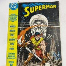 Cómics: SUPERMAN. Nº 5.- RECUERDOS DEL PASADO DE KRYPTON. EDICIONES ZINCO / DC. Lote 267540349
