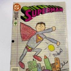 Cómics: SUPERMAN. Nº 304.- OTRO TIPICO DIA. EDICIONES ZINCO / DC. Lote 267540474