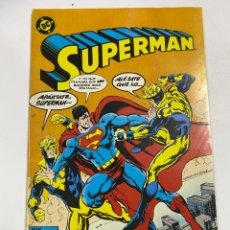 Cómics: SUPERMAN. Nº 30.- ¡TERRORES GEMELOS!. EDICIONES ZINCO / DC. Lote 267540629