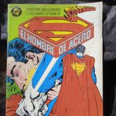 Cómics: SUPERMAN 4-ZINCO. Lote 267544594