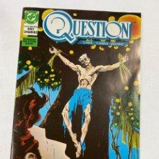 Cómics: QUESTION? Nº 9.- MAXISERIE DOCE EPISODIOS. DC / EDICIONES ZINCO. Lote 267547334