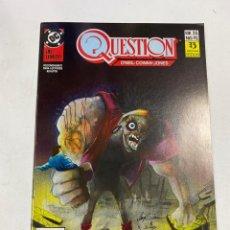 Cómics: QUESTION? Nº 25.- SKELLS. DC / EDICIONES ZINCO. Lote 267547629