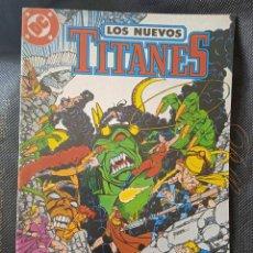 Cómics: LOS NUEVOS TITANES 8 ZINCO. Lote 267548454