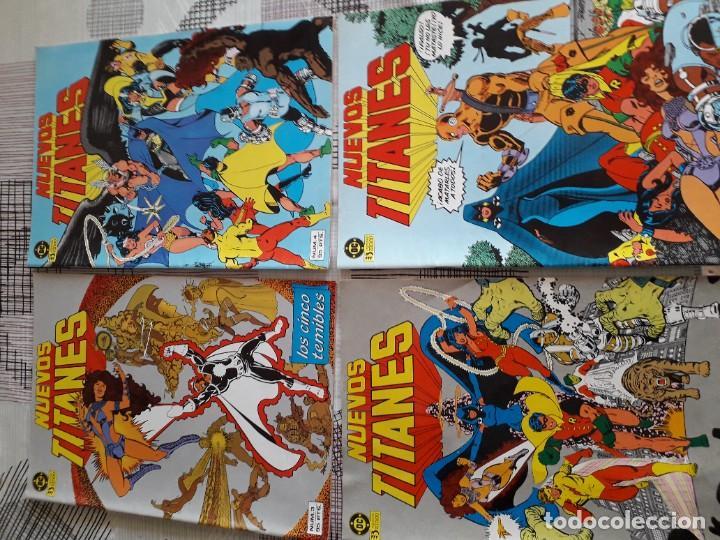NUEVOS TITANES 28 COMICS AÑO 1982 EDICIONES ZINCO (Tebeos y Comics - Zinco - Nuevos Titanes)