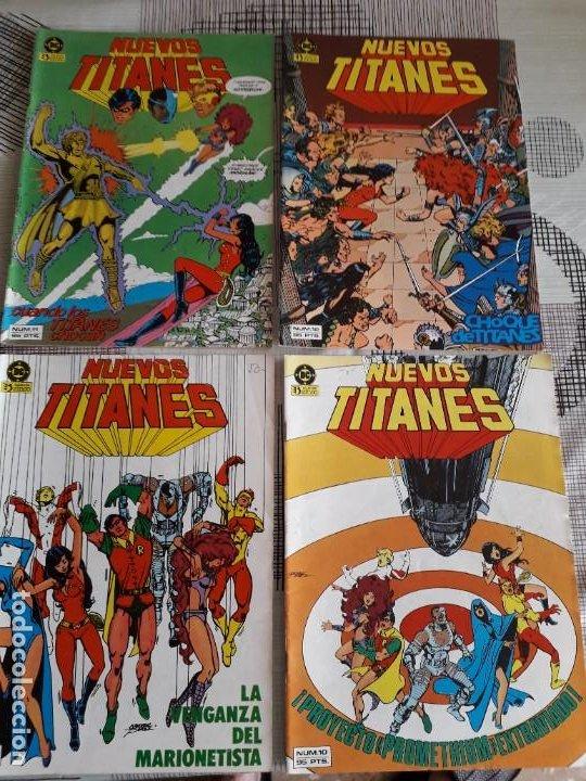 Cómics: NUEVOS TITANES 28 COMICS AÑO 1982 EDICIONES ZINCO - Foto 3 - 267665334