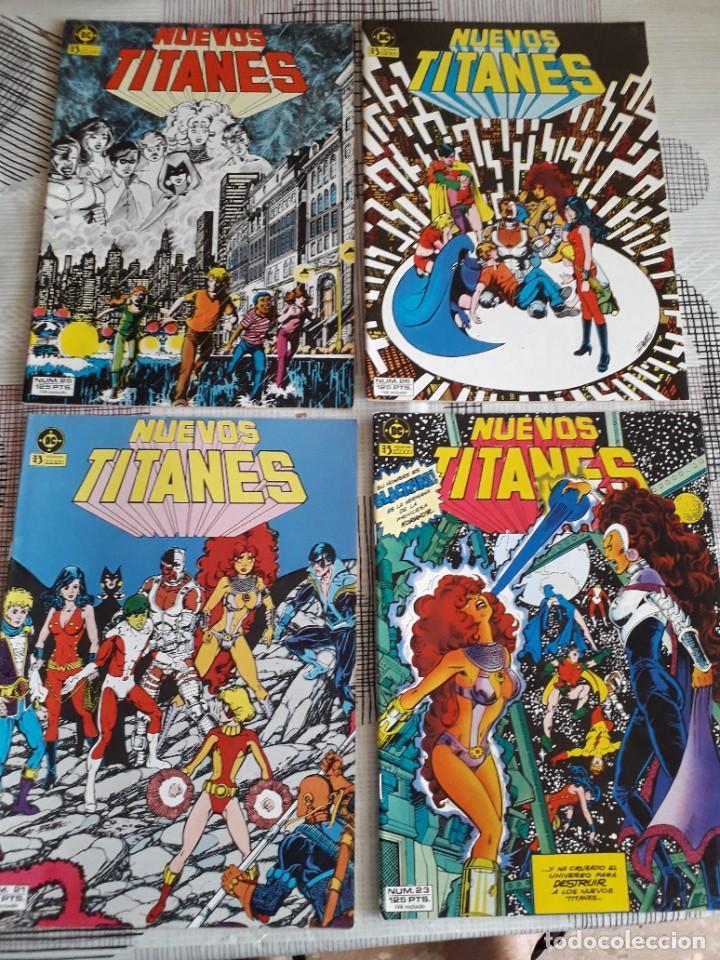 Cómics: NUEVOS TITANES 28 COMICS AÑO 1982 EDICIONES ZINCO - Foto 6 - 267665334