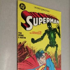 Fumetti: SUPERMAN Nº 6 / DC - ZINCO. Lote 267812994