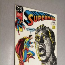 Cómics: SUPERMAN Nº 86 / DC - ZINCO. Lote 267817499