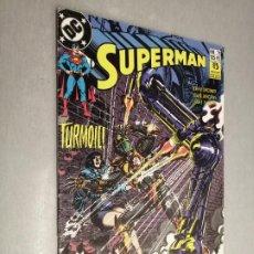Cómics: SUPERMAN Nº 71 / DC - ZINCO. Lote 267817724