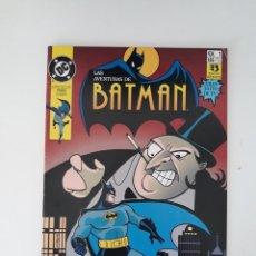 Comics: LAS AVENTURAS DE BATMAN Nº 1. Lote 267825244