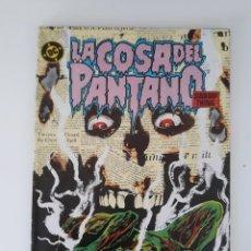 Cómics: LA COSA DEL PANTANO Nº 2 - MOORE / BISSETTE. Lote 267873489