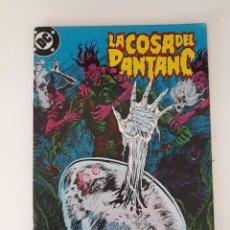 Cómics: LA COSA DEL PANTANO Nº 4 - MOORE / BISSETTE. Lote 267873599