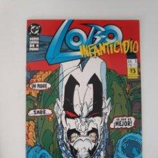 Cómics: LOBO INFANTICIDIO Nº 3 (DE 4). Lote 267911109