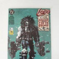 Cómics: LOBO - CONTRATO SOBRE GAWD - Nº 2 (DE4). Lote 267911304