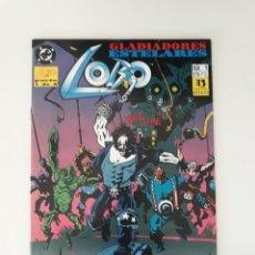 Comics : LOBO - GLADIADORES ESTELARES - Nº 1 (DE4). Lote 267911399