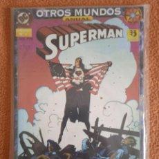 Cómics: SUPERMAN ANUAL NUMERO 1-OTROS MUNDOS- ZINCO. Lote 268028189