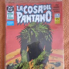 Cómics: LA COSA DEL PANTANO 10 ZINCO. Lote 268030334