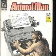 Fumetti: ANIMAL MAN EDICIONES ZINCO NÚMERO 25. Lote 268424094