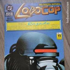 Cómics: LOBOCOP DE ZINCO. Lote 268578619