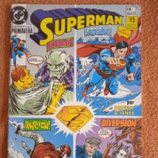 Cómics: SUPERMAN 7 ESPECIAL PRIMAVERA -ZINCO. Lote 268744874